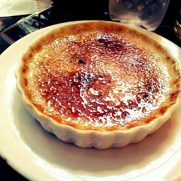 Creme Brulee @ Patisserie Douce France
