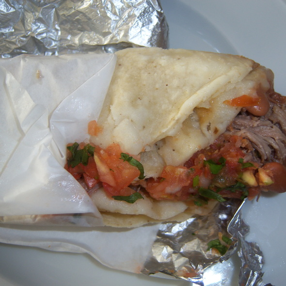Super Burrito @ Taqueria Cancun - Bernal Heights