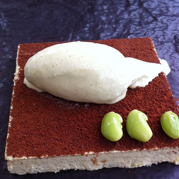 Chocolate Mint Square @ Sontaya