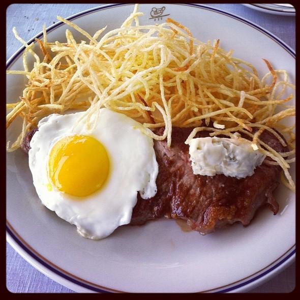 Steak @ Cipriani