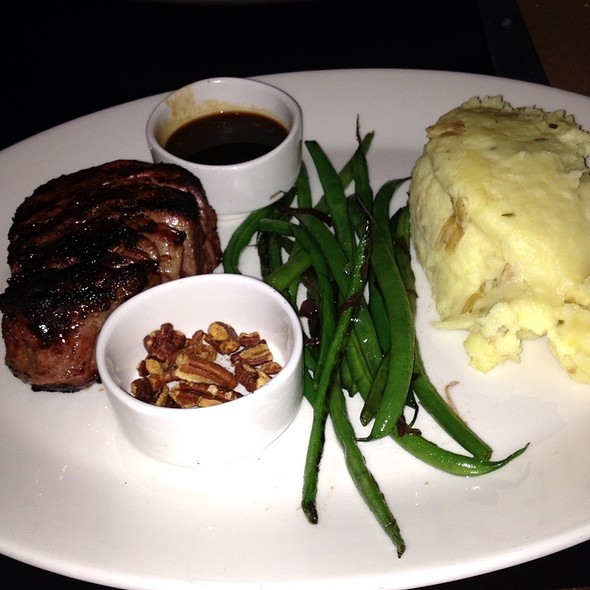Filet Mignon @ J Gilbert's Wood Fired Steaks