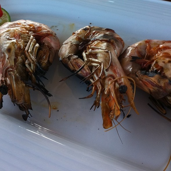 Grilled Shrimp @ Life Resorts, Ha Long Bay