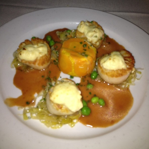 Scallops - The Little Door, Los Angeles, CA