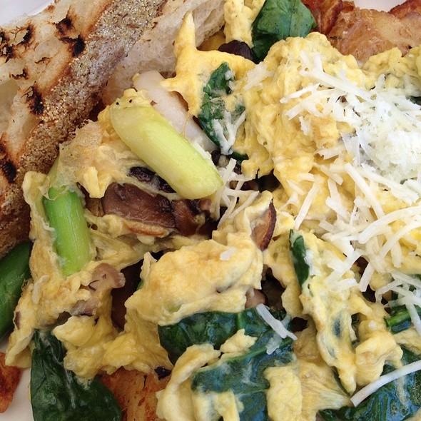 Egg Scramble @ North Trattoria