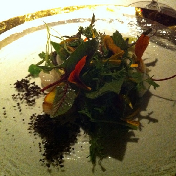 Into The Vegetable Garden @ Manresa Restaurant