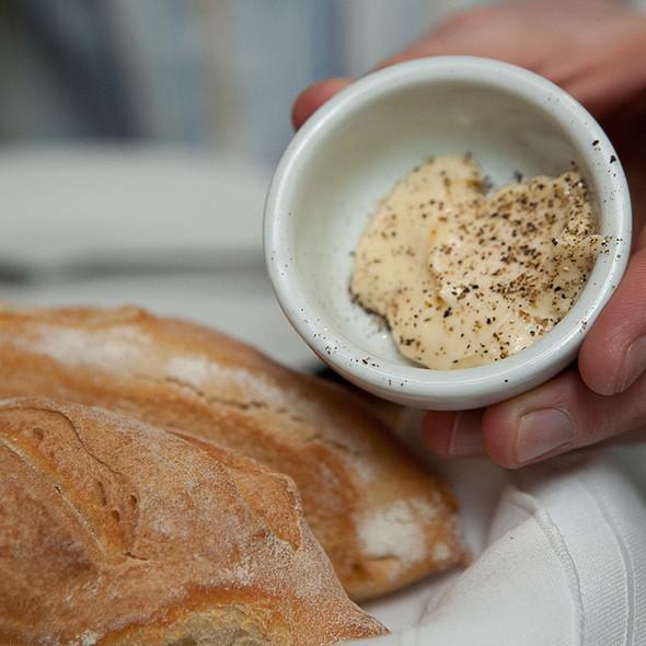 Complimentary Bread @ Las Pizarras