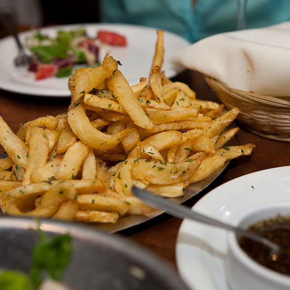 French Fries @ Don Julio