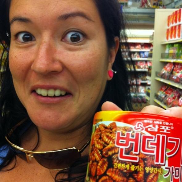 Silkworm @ Palama Supermarket