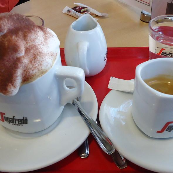 Espresso @ Café Segafredo Gare