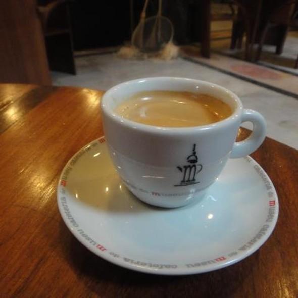 Espresso @ Museu do Café