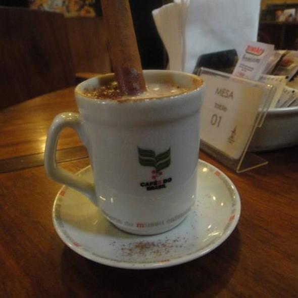 Capuccino @ Museu do Café