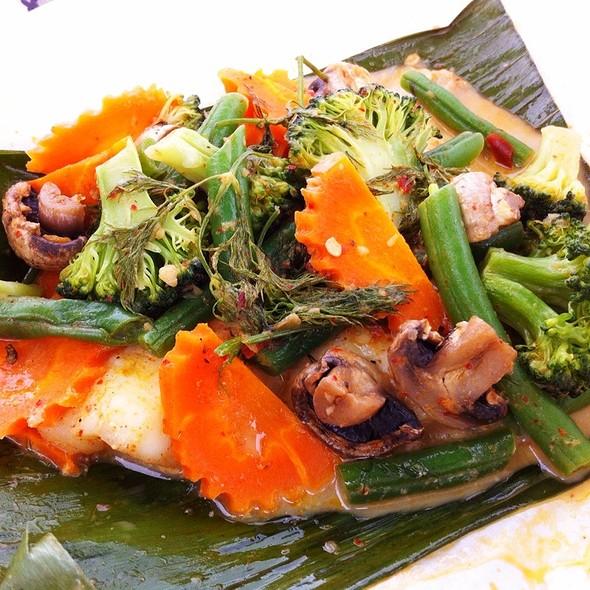 Fish Fillet Pocket @ Laan-Xang Cafe