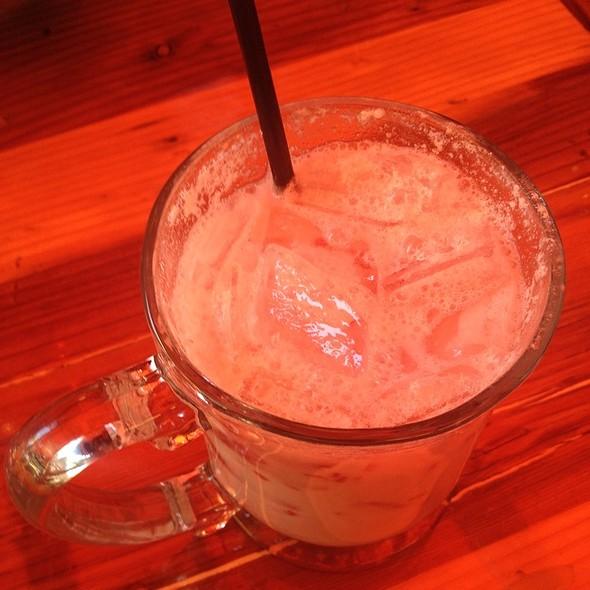 Raspberry Italian Cream Soda - Painted Pony, St. George, UT