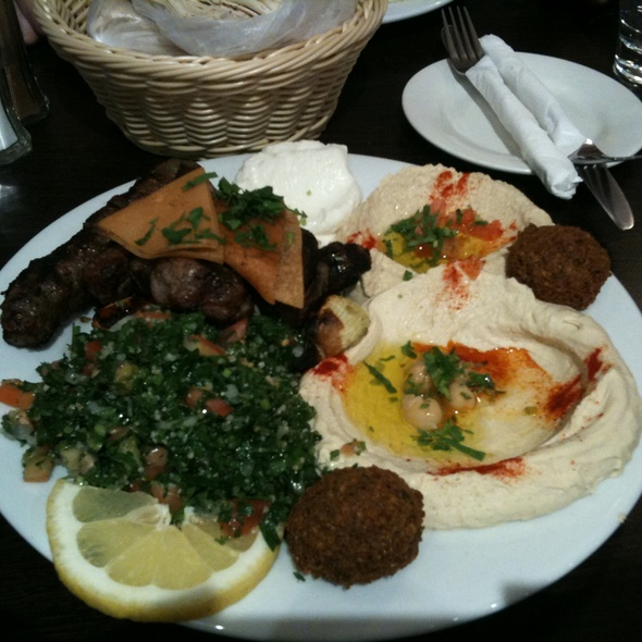La Shish Greek & Lebanese Cafe, Cary - Menu, Prices & Restaurant ...