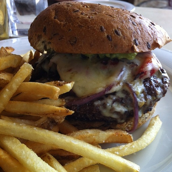 Bali Hai Burger - Cili, Las Vegas, NV