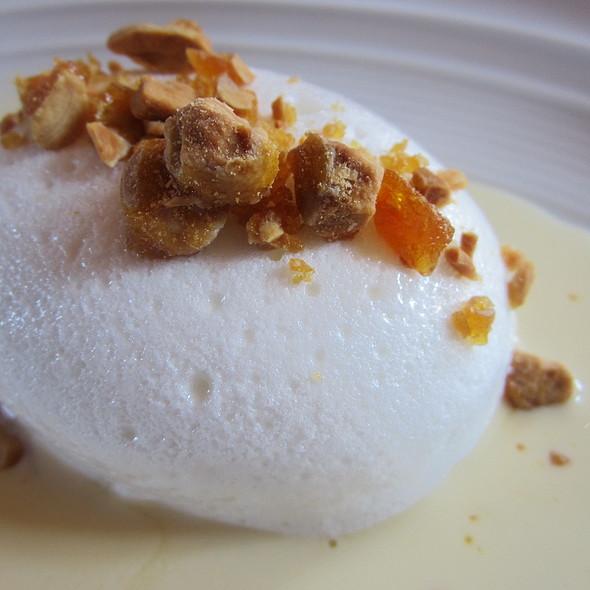 Mrs Beeton's Snow Egg @ The Gilbert Scott