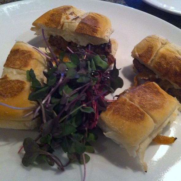 Prime Beef Sliders - Lakeside Bar + Grill, Celebration, FL