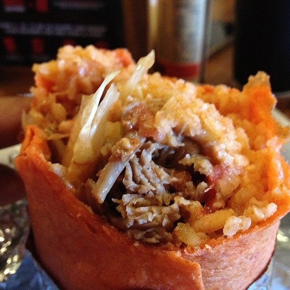 Freebirds Carnitas Burrito @ Freebirds
