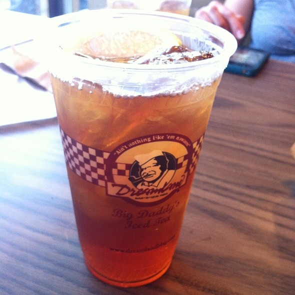 Sweet Tea @ Dreamland