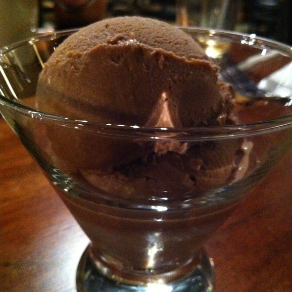 Dutch Chocolate Gelato @ Vingenzo's