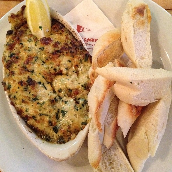 Crab & Artichoke Dip @ Boatyard Bar & Grill