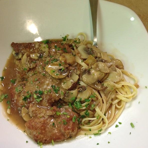 Veal Marsala @ Bella Cucina