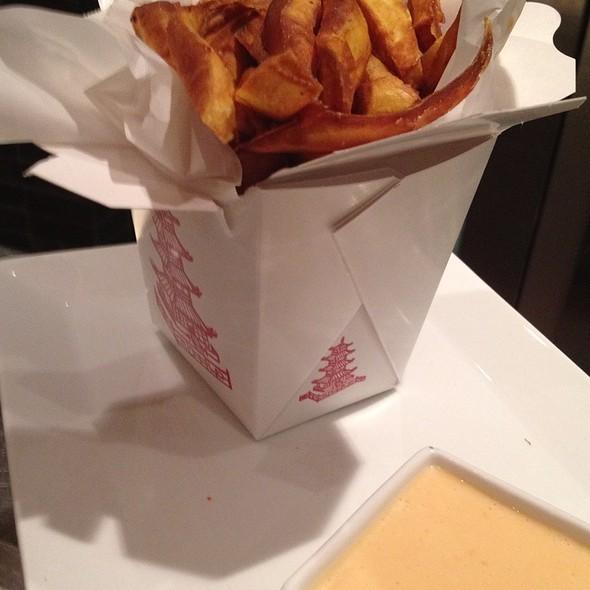 Sweet potato fries - Hiro 88 - Old Market, Omaha, NE