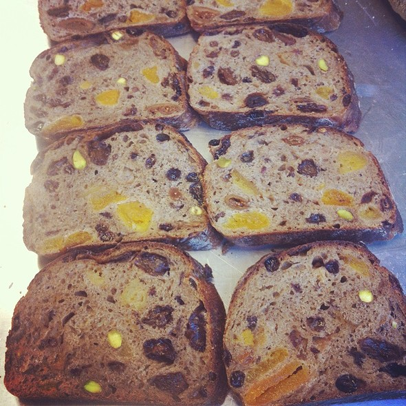 Fruit Loaf Sourdough @ Movida Bakery