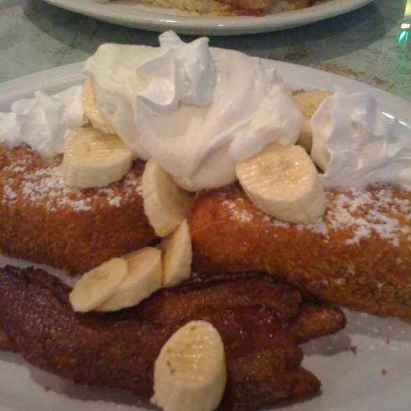 Nutter Butter French Toast @ Patty's Eggnest In Seattle