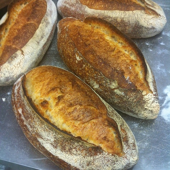 Sourdough Bread @ Movida Bakery