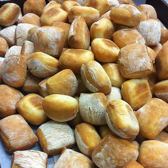 Bread Rolls @ Movida Bakery