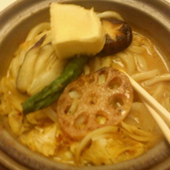Tofu Curry Udon @ Ichiban Sushi
