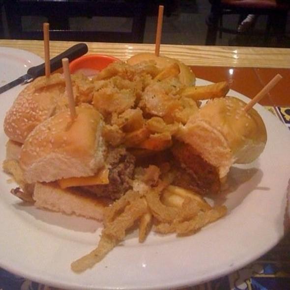 Big Mouth Burger Bites @ Chili's