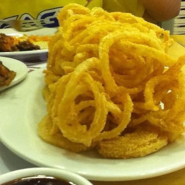 Onion Rings @ Racks