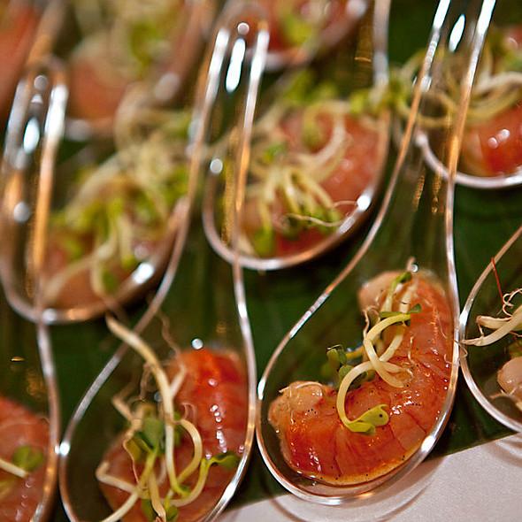 Shrimps @ Hotel Due Torri