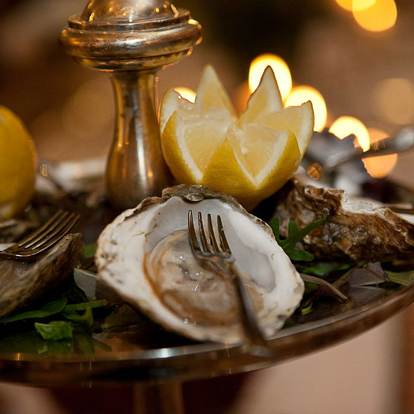 Oysters @ Hotel Due Torri