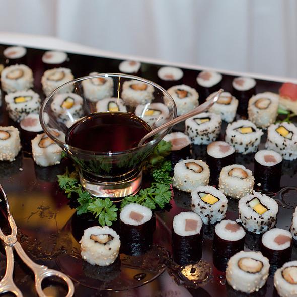 Sushi @ Hotel Due Torri
