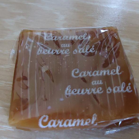 Caramel au Beurre Salé @ Boulangerie Patisserie Guihard