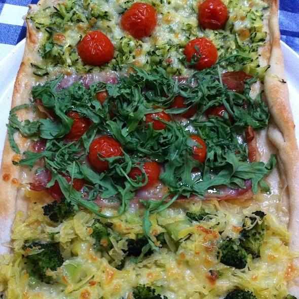 Pizza Mista @ Home