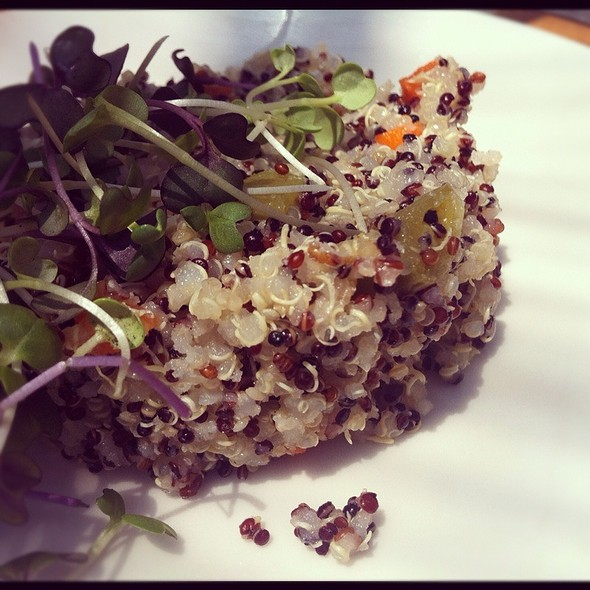 Quinoa Herb Salad @ Terrain at Styer's