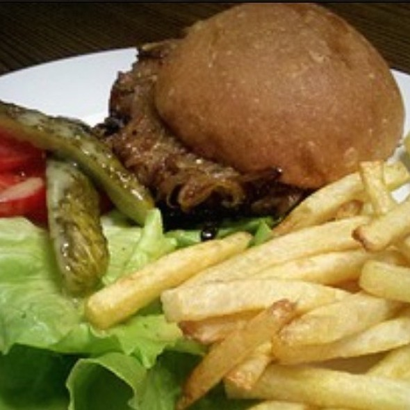 Oklahoma Burger