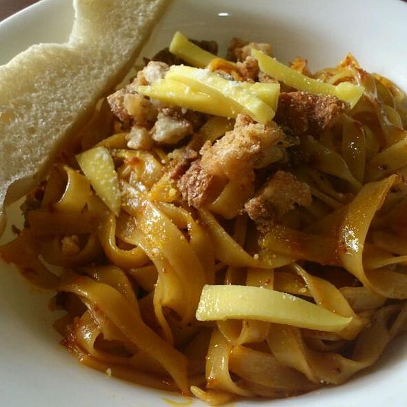 Thai Bagoong Pasta @ The Old Spaghetti House - SM Marikina