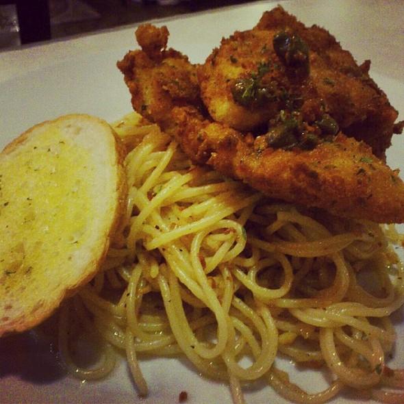 Chicken Piccata @ Café Lidia