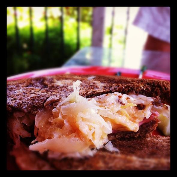 Reuben Panini Recipe — Dishmaps