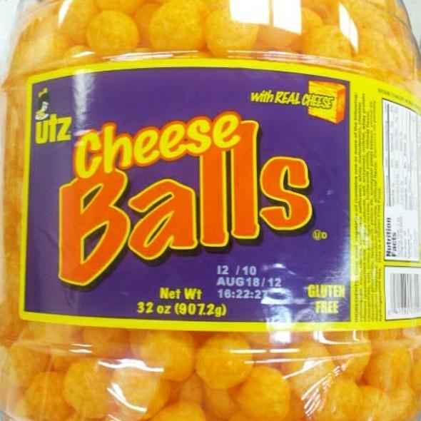 Utz Cheese Balls