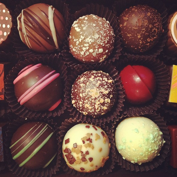 Assorted Chocolates @ XOXOLAT Chocolaterie