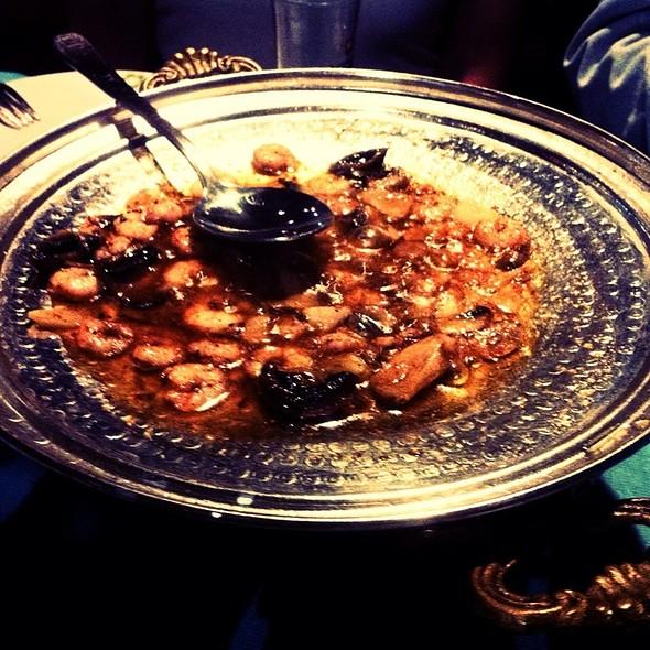 Shrimp @ Gümüşlük Fenerci Restaurant