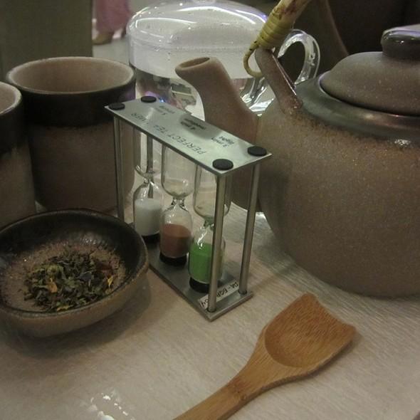 Seffarine Tea @ Geisha