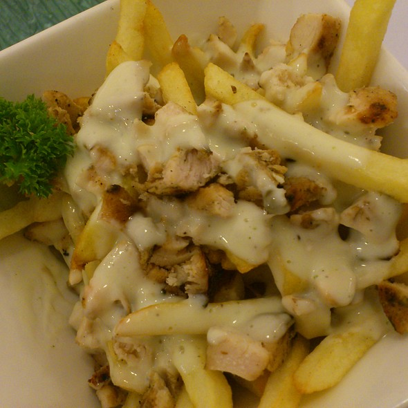 Chicken Mast Fries @ The Kebab Factory