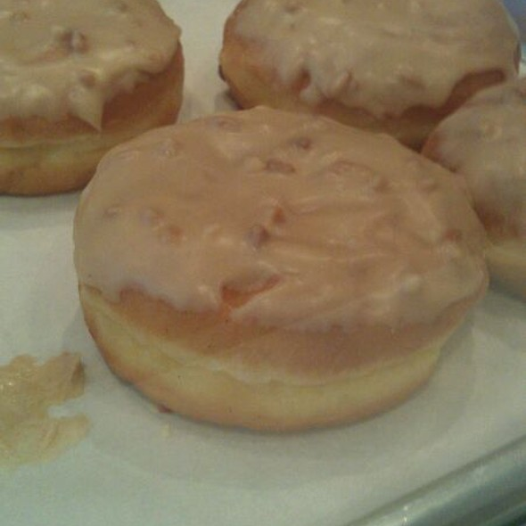 Peanut Butter & Jelly Donut @ Glazed and Infused